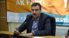 TÜFENKÇİ :''AK Parti'nin Kaderi Milletin Kaderi Bir''