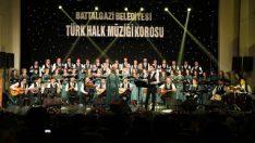 """YAR DİLİNDEN GÖNÜL TELİNE"""" ADLI KONSER GERÇEKLEŞTİRİLDİ"""
