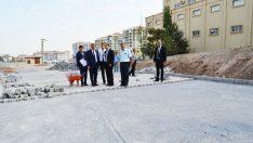 Tandoğan Mahallesine Müzeli Şelaleli Park