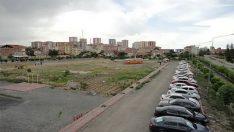 Yeşiltepe'de 4.500 m2'lik alan üzerine projelendirildi