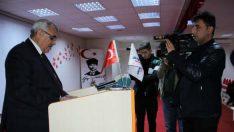 Gazeteciler, Olimpiyat Okulları'nın 10 Ocak Çalışan Gazeteciler Günü münasebetiyle bir araya geldi.