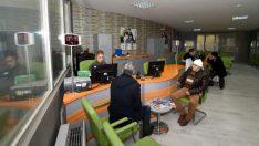 Malatya Süper Hizmet Masası 2016 yılında 89 bin vatandaşa hizmet verildi