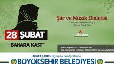 Malatya'da Türk Demokrasisinin büyük yara aldığı 28 Şubat post-modern darbesinin yıldönümünde önemli bir etkinlik düzenliyor.