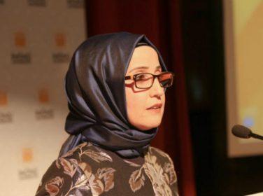 """Esra Tüfenkci, Malatya KADEM tarafından düzenlenen """"Tarihsel Süreçte Kadın"""" konulu toplantıya iştirak etti"""