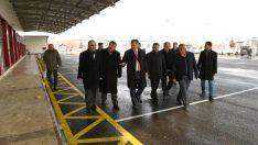 Malatya İlçe Terminali Bölgenin Gelişimine de Katkı Sağlayacak