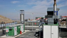 Çöpgaz Elektrik Santrali'nde 2016 yılında 18.481.141 Kw/h elektrik enerjisi üretildi.