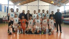 Yeşilyurt Kent Konseyi Voleybol Takımı,Bölgesel Lig'de Şampiyon Oldu