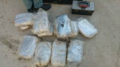Malatya'da 13 kilo 410 gram esrar maddesi ele geçirildi