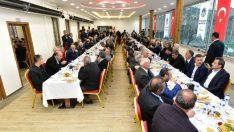 Battalgazi Belediyesi tarafından Muhtarlarla İstişare Toplantısı gerçekleştirildi.