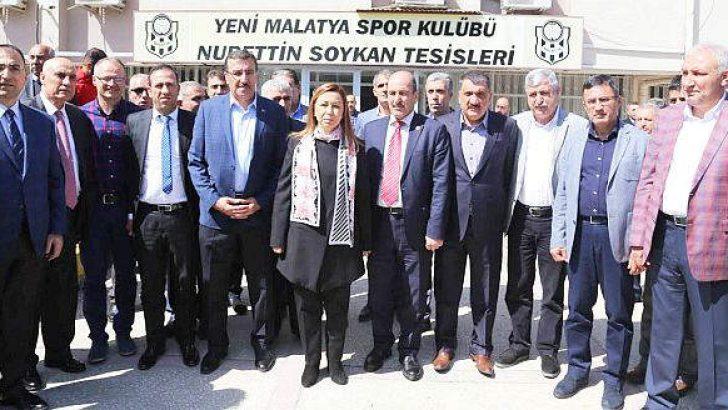Yeni Malatyaspor'a Şampiyonluk Yolunda Destek Olmalı