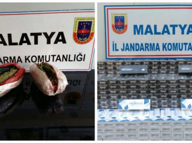 Malatya Jandarma Asayiş Bülteni  21-27 Mart 2017