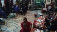 Nostalji Tarihi Malatya Evi Restaurant & Cafe Yaşlıları Unutmadı