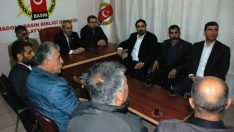 HÜDA-PAR Malatya İl Teşkilatı ABBD'yi Ziyaret Etti