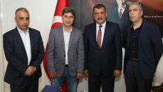 Evkur Yeni Malatyaspor'a 200 Bin TL Destek Verildi