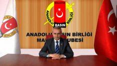 ABBD Başkanı Zeki Dağ'dan 30 Ağustos Zafer Bayramı Mesajı