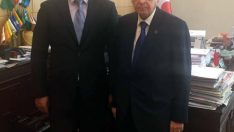 Malatya MHP Battalgazi ilçe Başkanı Mesut Samanlı'nın 19 Mayıs Mesajı
