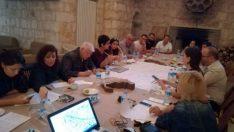 Mimarlar Hekimhan için Kapadokya'da toplandı