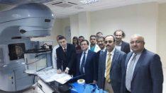 Turgut Özal Tıp Merkezinde LİNAC Cihazı ile Tedavi Başladı