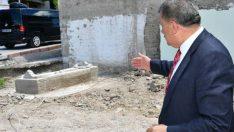 Battalgazi Belediyesi tarafından Sancaktar Türbesi, restore edilecek