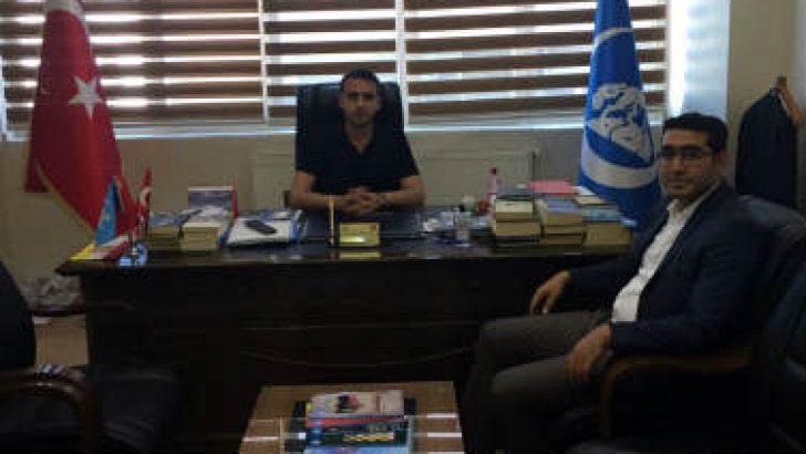 Av. Veysel Taner ŞENEL'den Malatya Ülkü Ocakları Yardım Tır'ına Katkı ve Destek Çağrısı