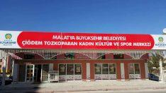 Malatya Büyükşehir Belediyesi Çiğdem Tozkoparan Kadın Kültür ve Spor Merkezi bünyesinde açılan kurslara kayıt işlemleri devam ediyor.
