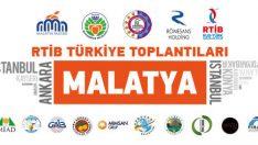 RTİB Malatya'ya Çıkartma Yapıyor