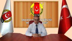 Başkan Dağ'dan 10 Kasım Mesajı