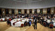 7'nci Malatya Uluslararası Film Festivalinde köhnü üzümü reyhan şerbeti ikram edildi