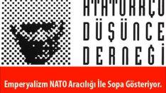 Emperyalizm NATO Aracılığı İle Sopa Gösteriyor.