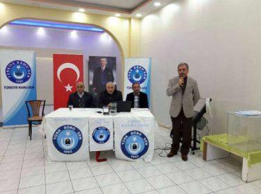 Türk Büro-Sen Genel Başkan Yardımcısı Bayram Öztürk,Malatya'da yükselen ses; uyarıyoruz yeni paralel yapı oluşuyor