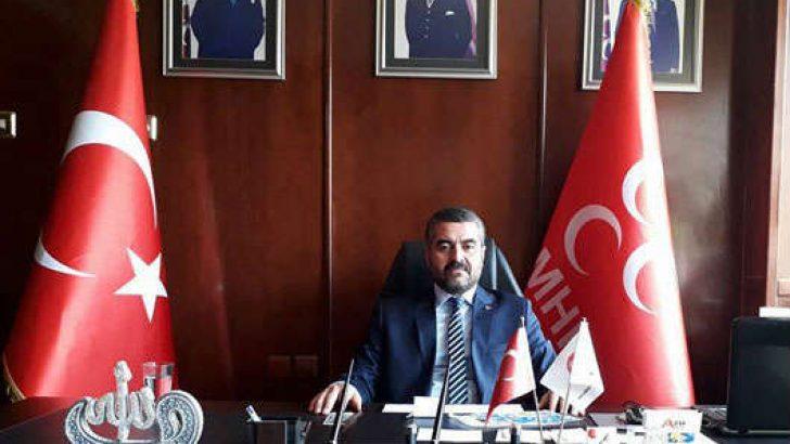 Avşar, Alparslan Türkeş'in 4 Nisan 1997'de aramızdan ayrılışının 22. yıldönümü nedeniyle bir mesaj yayınladı.