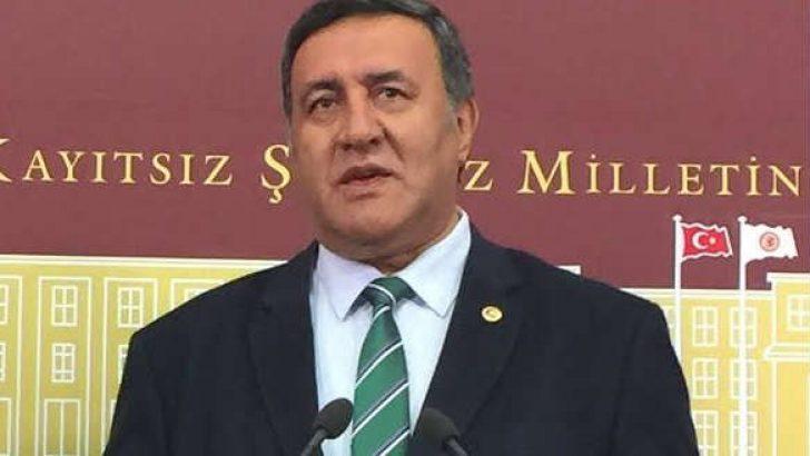 CHP Milletvekili Ömer Fethi Gürer, Tarım ürünlerindeki aşırı ilaç kullanımını Meclis gündemine taşıdı