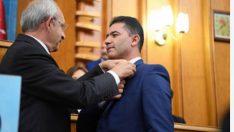 Malatyalı Yarbay Mehmet Alkan CHP'ye katıldı