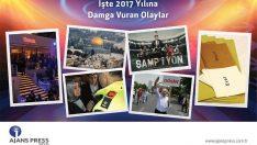 Ajans Press, 2017 yılı Türkiye'de ve dünyada önemli olaylara ve gelişmelere sahne oldu.