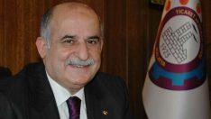 Malatya Ticaret ve Sanayi Odası Başkanı , Hasan Hüseyin Erkoç'tan Yeni Yıl Mesajı
