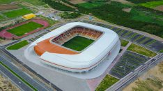 Malatya Büyükşehir, Yeni Malatya Stadyumuna 10 Milyon Lira Harcadı