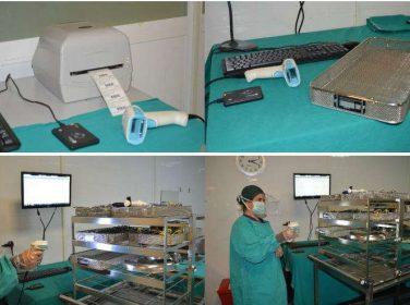 TÖTM 'de Web Tabanlı Sterilizasyon İzlem ve Yönetim Sistemi Kuruldu