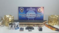 Malatya'da Gümrük Kaçağı  Elektronik Sigaralara Geçit Yok