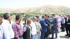 Bakan Tüfenkci, AK Parti'nin yeni bir Türkiye inşa etmek için yola çıktığını hatırlattı, Hekimhan'dan 24 Haziran için destek istedi