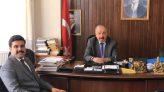 AK Parti Malatya Milletvekili Aday Adayı Nail Tuna, Hacı Bektaş Velî Kültür Merkezi Vakfı Başkanı Hasan Meşeli'yi ziyaret etti.