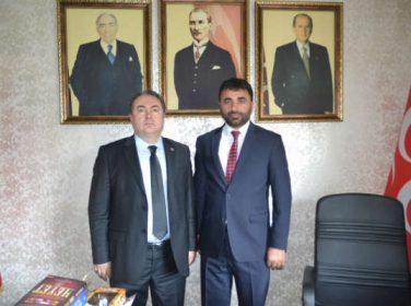 """MHP M.Vekili Aday Adayı Berkan Samanlıoğlu """"Cumhur İttifakının kazanacağına inancım tamdır"""""""
