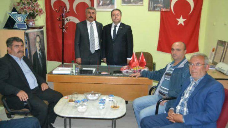 """MHP Malatya Milletvekili Aday Adayı Berkan Samanlıoğlu """"Bu yola baş koyduk"""""""