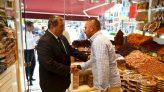 MHP Milletvekili adayı Fendoğlu, ziyaretlere başladı