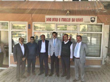 Ak Parti Malatya Milletvekili Aday Adayı Nail Tuna, ilçe ziyaretlerine Darende ile devam etti.