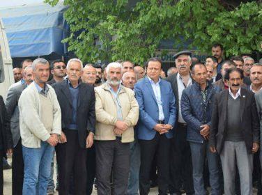 Malatya İl Kültür ve Turizm Müdürü Levent İskenderoğlu'nun görevden alınmasına STK'lar tepki gösterdi.