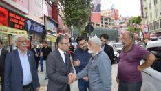 """Malatya Milletvekili Adayı Dr. Burhan Coşkun, """"Cumhurbaşkanlığında oyumuz Recep Tayyip Erdoğan'a, milletvekilliğinde ise Milliyetçi Hareket Partisi'ne olacaktır."""