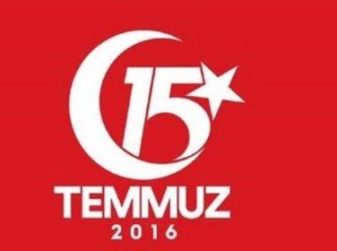 MALATYA VALİLİĞİ 15 TEMMUZ 2018 DEMOKRASİ ŞEHİTLERİ ANMA PROGRAMI