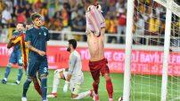Evkur Yeni Malatyaspor'un golü 70. dakikada Danijel Aleksic'den geldi.