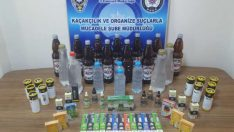 Malatya il Emniyet Müdürlüğü Kaçakçılık Ve Organize Suçlarla Mücadele Şube Müdürlüğü kaçakçılara göz açtırmıyor