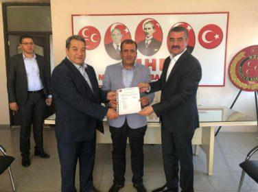 5 İlçede Kan Değişimi, Mhp Malatya İl Başkanı Avşar : MHP Yerel Seçimler de Başarılı Olacaktır.